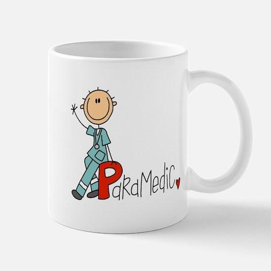 Male Paramedic Mug