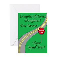 Daughter Passed Test