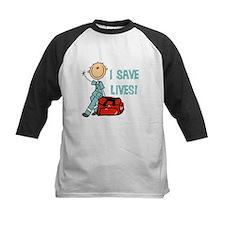 Male EMT I Save Lives Tee