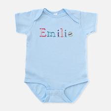 Emilie Princess Balloons Body Suit