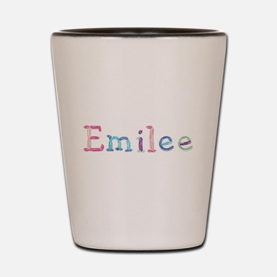 Emilee Princess Balloons Shot Glass