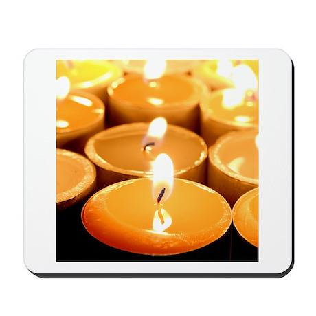 candles Mousepad