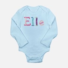 Elle Princess Balloons Body Suit