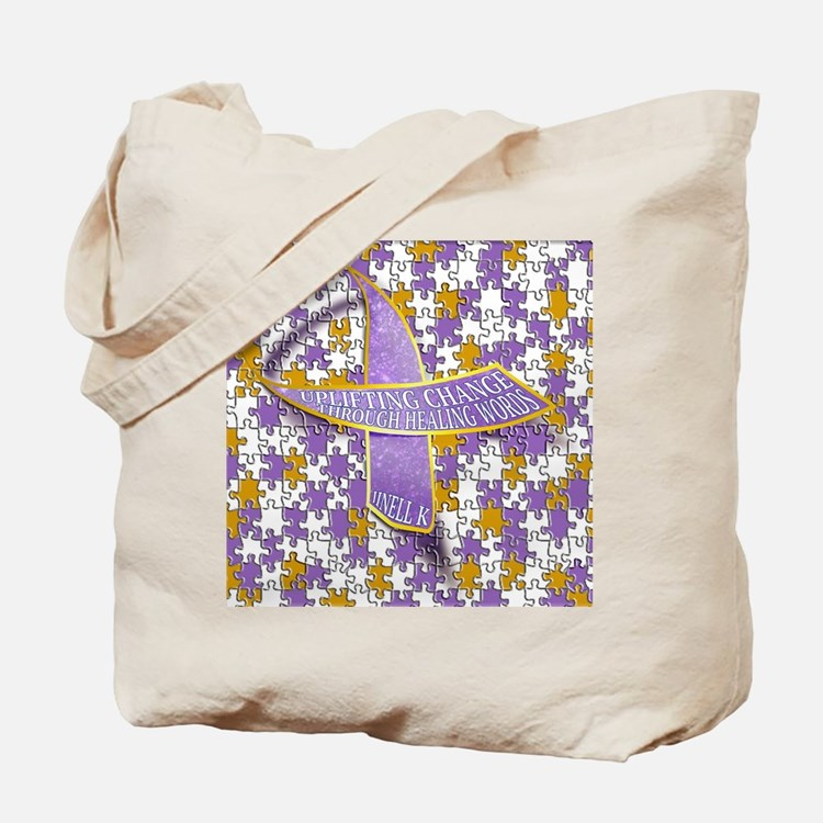 Putting all the puzzles back together Tote Bag