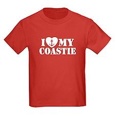 I Love My Coastie T