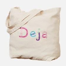 Deja Princess Balloons Tote Bag