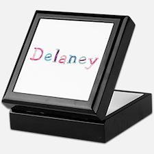 Delaney Princess Balloons Keepsake Box