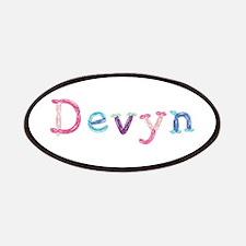 Devyn Princess Balloons Patch