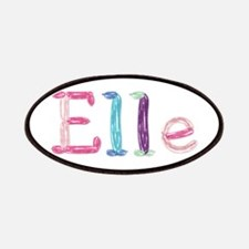 Elle Princess Balloons Patch