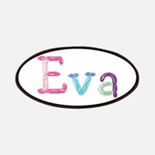 Eva Princess Balloons Patch