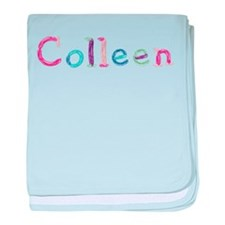 Colleen Princess Balloons baby blanket