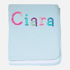 Ciara Princess Balloons baby blanket