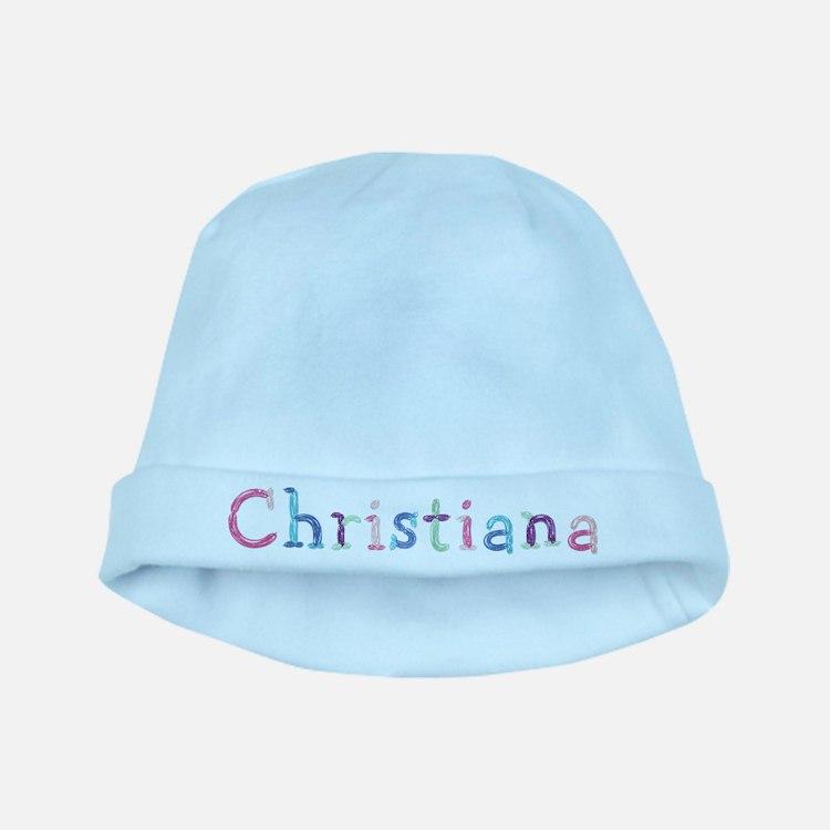 Christiana Princess Balloons baby hat
