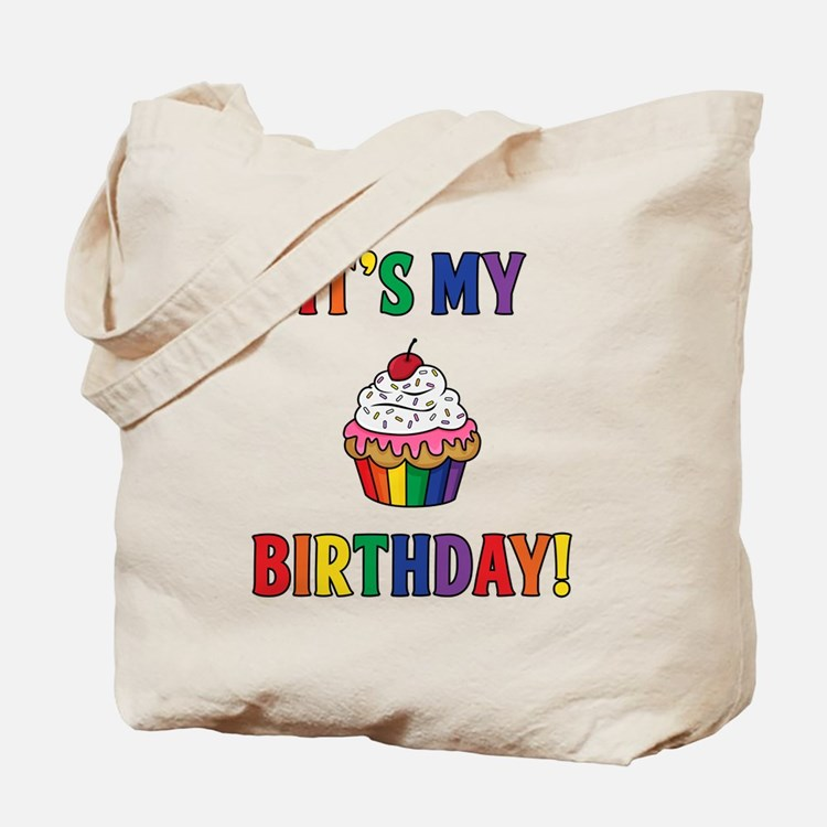 It's My Birthday! Tote Bag