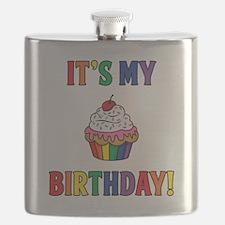 It's My Birthday! Flask