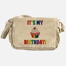 It's My Birthday! Messenger Bag