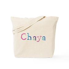 Chaya Princess Balloons Tote Bag