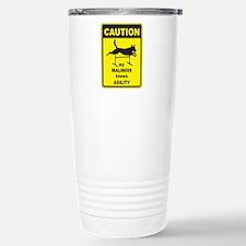 BELGIAN MALINOIS AGILITY Travel Mug