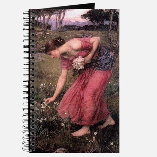 John William Waterhouse - Narcissus - Fine Journal
