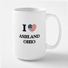 I love Ashland Ohio Mugs