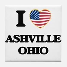 I love Ashville Ohio Tile Coaster