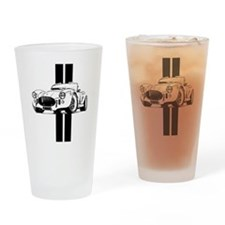 cobra car Drinking Glass