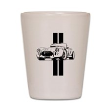 cobra car Shot Glass