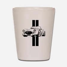 cobra car Shot Glass