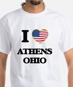 I love Athens Ohio T-Shirt