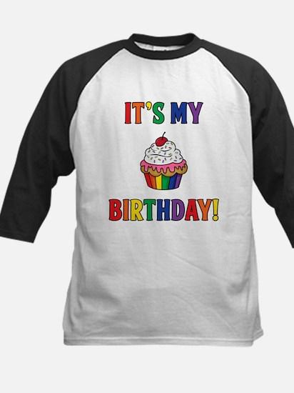 It's My Birthday! Baseball Jersey