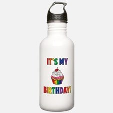 It's My Birthday! Rain Water Bottle