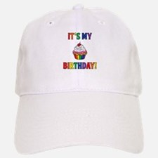 It's My Birthday! Rainbow Baseball Baseball Cap