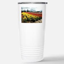 Rainbow Field Travel Mug