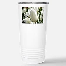 Single Red Travel Mug