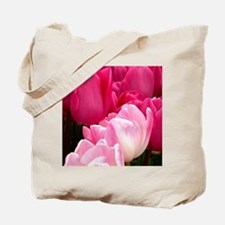 Vibrant Pink Tote Bag
