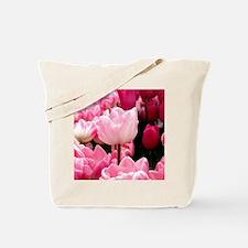Graceful Pink Tote Bag