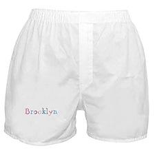 Brooklyn Princess Balloons Boxer Shorts