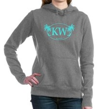 Unique Kw Women's Hooded Sweatshirt