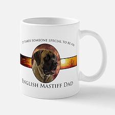 Mastiff Dad Small Mugs