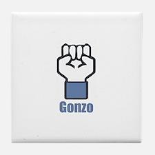 Gonzo Tile Coaster