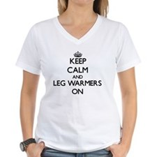 Keep Calm and Leg Warmers O Shirt