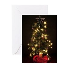 Knit & Purl Christmas Cards (Pk of 10)