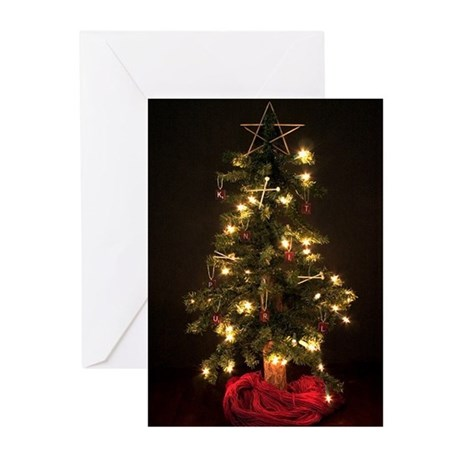 Knit & Purl Christmas Cards (Pk of 20)