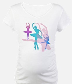 Pretty Dancing Ballerinas Shirt