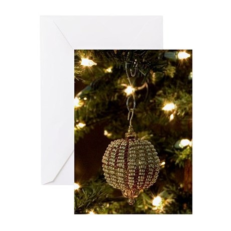 Beaded Knit Ornament Cards (Pk of 20)