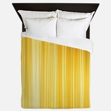 Gold and Yellows Queen Duvet
