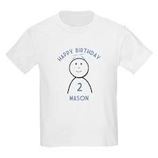 Happy B-day Mason (2nd) T-Shirt