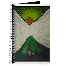 Green Angel Raphael Journal