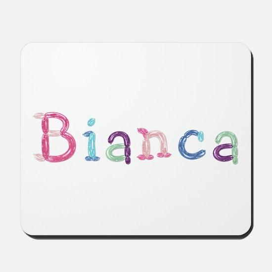 Bianca Princess Balloons Mousepad