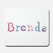 Brenda Princess Balloons Mousepad